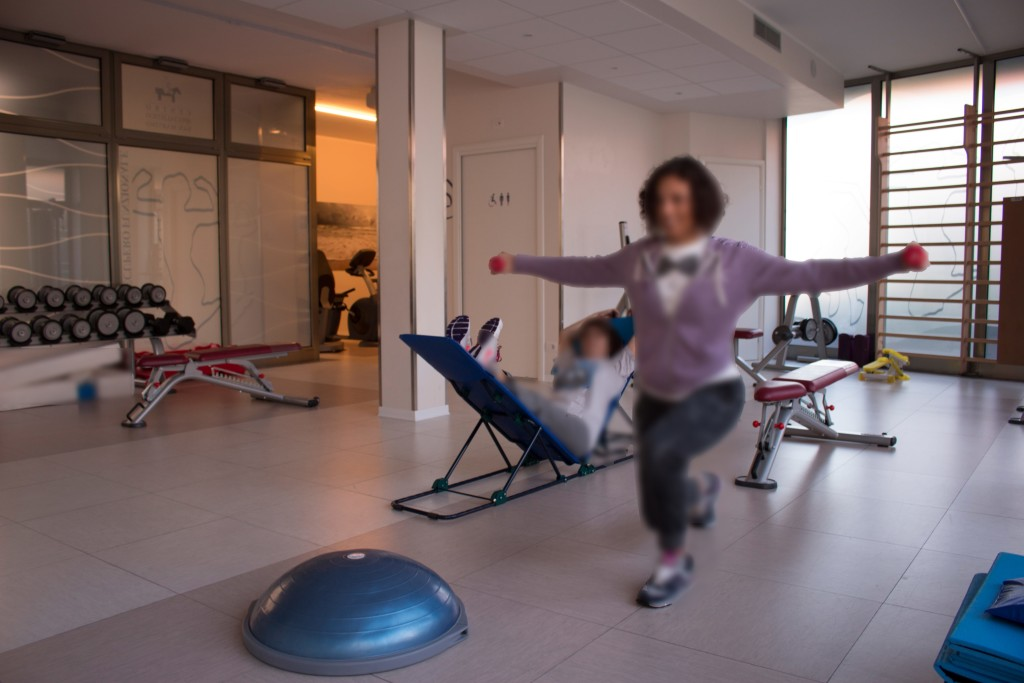 ginnastica di mantenimento medical fitness vergiate varese
