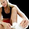 Recuperare dopo una distorsione alla caviglia