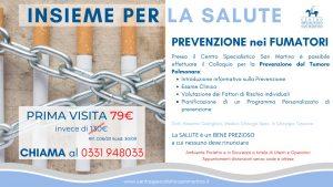 Prevenzione nei Fumatori