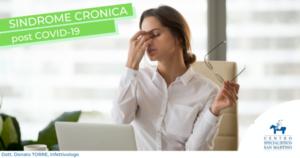 sindrome cronica post covid