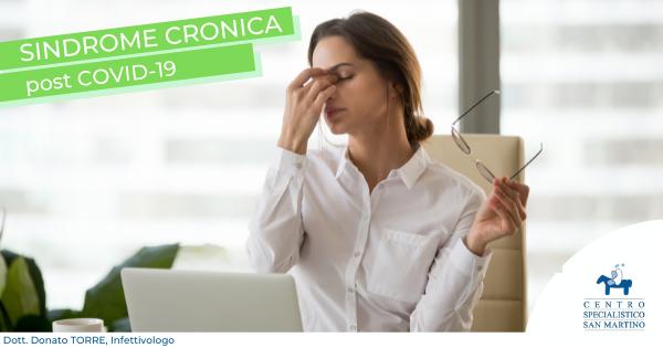 sindrome cronica post covid-19